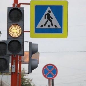 В Туле на пересечении удиц Каминского и Энгельса изменился режим работы светофора
