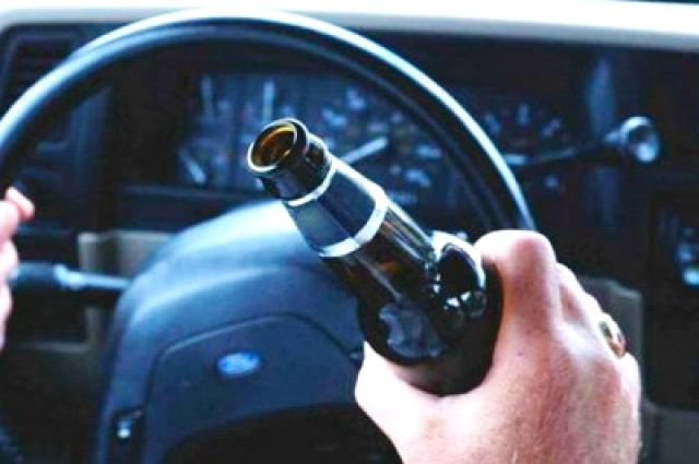 Завыходные вТульской области задержаны 42 нетрезвых водителя